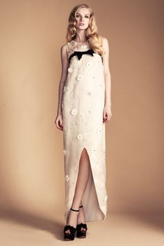 Temperley London Resort 2013 Collection Slideshow on Style.com