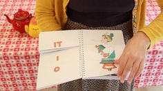 #BOOKS #ILLUSTRATION #DIY #GAMES - Preview of the book. PICK A LAND by TEIERA. We are Teiera, a self-publishing label formed by Cristina Spanò, Giulia Sagramola and Sarah Mazzetti. We would like to release Pick-a-land, a stackable book created with the aim to make children and adults play with the illustrations and with the book as an object.   +INFO: www.teiera.net  verkami CAMPAIGN www.verkami.com/projects/2104