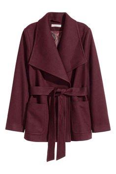 Veste en laine mélangée | H&M