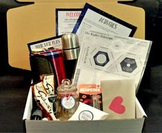 Date box subscription