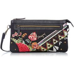 757e628b9ea0 Desigual Dorothea Jacky Hand Bag ( 54) ❤ liked on Polyvore featuring bags