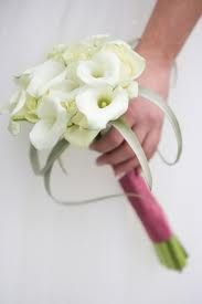 Deelnemer bruidsboeket - Van Marsbergen Arrangeurs