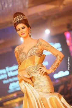 Hany ElBehairy dress 5