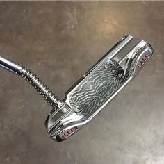 """The NEXT Scotty Cameron. His name is by mygolfspy Scotty Cameron Putter, Golf Art, Golf Putters, Golf Player, Golf Accessories, Play Golf, Golf Clubs, Lamb, Golf Courses"