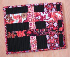 Sew in Love {with Fabric}: Mug Rug