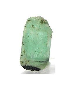 Green Emerald Gemstone Wrapping Stone Talisman by FenderMinerals,