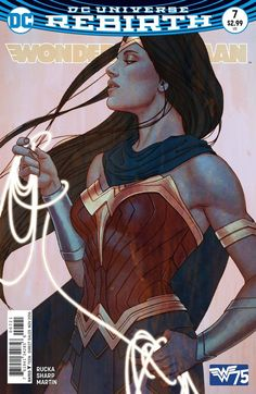 "(W) Greg Rucka (A) Liam Sharp (CA) Jenny Frison ""THE LIES"" part 4! One god down-how many more to go? Diana takes another step closer to the truth, and Steve Trevor confronts his past!"