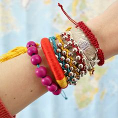 Love To Go | Living a simple & creative life: DIY: bracelets