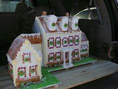 Amazing Gingerbread Houses | bigFATcook