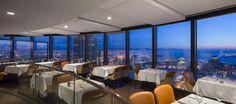 Québec City's 7 Most Romantic Restaurants Bistro, Quebec City, Architecture Design, Most Romantic, Ciel, Places To Travel, Bar, Romantic Restaurants, Dining