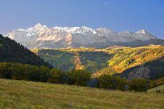 Colorado, Mountain Sneffels: Photo by Photographer Ya Zhang - photo.net