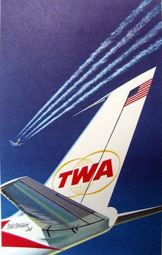 midcentury poster design made everything look cooler.