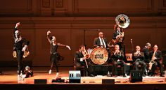 The Preservation Hall Jazz Band celebrated the New Orleans hall's anniversary at Carnegie Hall on Saturday night. Preservation Hall Jazz Band, Carnegie Hall, 50th Anniversary, Ny Times, Rolling Stones, New Orleans, The Past, Concert, Music