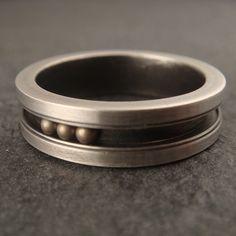 cosmotron ring - Chuck Domitrovich