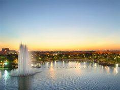 Salam Park Riyadh - Kingdom of Saudi Arabia - منتزه سلام