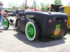 Ed Roth Cars | think Ed Roth would have loved this one!!
