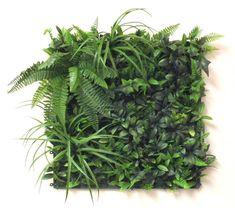 Artificial Forest Fern Green Wall Foliage