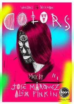 Colors - Decembre 2012