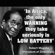 Mugabe comments on homosexuality