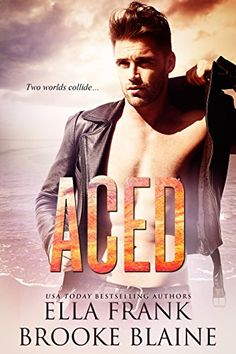 ACED by Ella Frank and Brooke Blaine What happens when these two worlds collide? Ace Locke is Hollywood's hottest action . Ace Books, Good Books, Books To Read, Amazing Books, Two Worlds, First Love Quotes, Sex And Love, Romance Books, Book 1