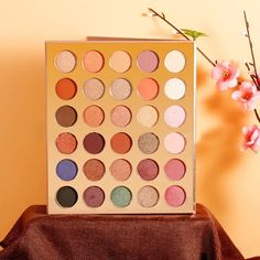 Nude and neutrals palette. Get 35 highly pigmented shades to create all kinds of soft glam beats. South African Shop, Dream Doll, Cosmetic Companies, Neutral Palette, Cruelty Free, Beats, Eyeshadow, Shops, Nude