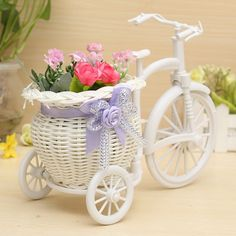Cheap gift, Buy Quality gift basket decoration directly from China gift card vending machine Suppliers:  DescriptionFeature:1.This bike design basket can be used as home/party/table/wedding decoration and so