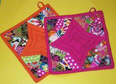 Made using Elizabeth Hartman's tutorial at Sew, Mama, Sew!