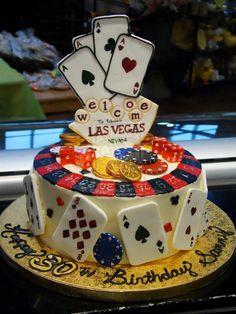 Sweet Birthday Cakes In Las Vegas Cake Gifts Stuff