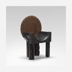 260: Folk Art / armchair < Blackman Cruz, 21 April 2015 < Auctions | Wright