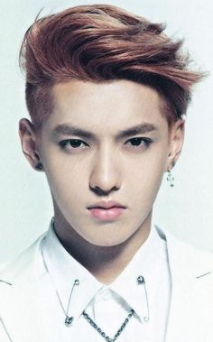 [HQ/SCAN] KRIS Photocard - OVERDOSE cr.EXO-M