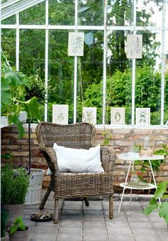 Blumen Pflanzen Dekor Im Wintergarten | Wintergarten | Pinterest ... Wintergarten Gestalten Welche Pflanzen Kommen Rein