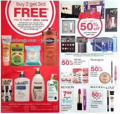 Walgreens Coupons, Black Friday News, Buy 1 Get 1, Health And Wellness, The Best, Skin Care, Ads, Check, Health Fitness