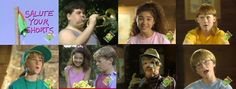 Salute your Shorts!  Loved it!  I still remember every word to the theme song lol :)