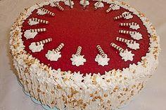 Windbeutel - Torte (Rezept mit Bild) von ClaudiaL | Chefkoch.de