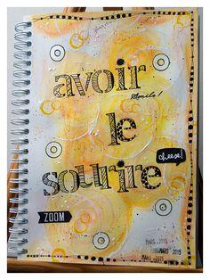 """Positiv Journal... Ma semaine 9 : Thème : """"Le sourire"""""""