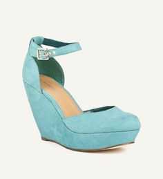 Feeling blue at Woolies Summer Shoes, How To Look Pretty, Ankle Strap, Footwear, Wedges, Comfy, Stylish, My Style, Blue
