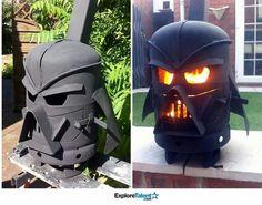 Vader grill