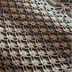 Delicadezas en crochet Gabriela: Mantón