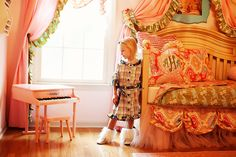 the most adorable little girls bedding collection!
