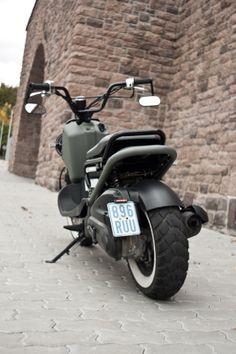 Honda Ruckus Honda Scooters, Honda Motors, Motor Scooters, Scooter Motorcycle, E Scooter, Moto Bike, Honda Scrambler, Honda Ruckus, Scooter Custom