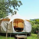 Glamping, Cottages and Apartments in an inexpensive country style retreat close to beaches and shopping on Waiheke Island, New Zealand
