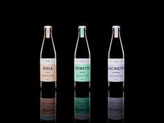 Henri Sodas on Packaging Design Served