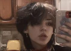 Cut My Hair, New Hair, Your Hair, Hair Cuts, Edgy Short Hair, Short Hair Styles, Girl Short Hair, Pretty Hairstyles, Tomboy Hairstyles