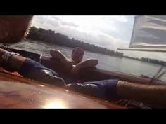Get on Board - Segel Fun am See - Atlanta Koralle S6R - Garmin VIRB Elite Test…