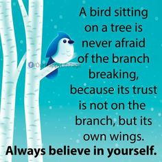 believe in yourself - @Beejoloves