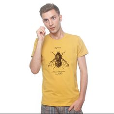 McFly by No Nasties - 100% organic fair trade cotton t-shirts, Made in India. #fashiontakesaction pair with jeans and sneaks