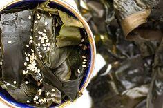 Wakame  Gesunde Algen aus dem Atlantik