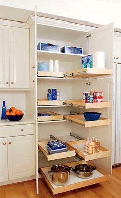 mutfak depolama fikirleri raflar cekmeceler dolaplar kiler dolaplari terekler (17)