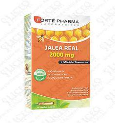 JALEA REAL 2000 AMPOLLA BEBIBLE 20 AMPOLLAS
