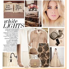 """To love beauty is to see light"" by kikusek on Polyvore"